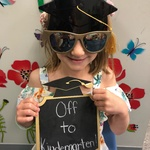 They're off to Kindergarten!